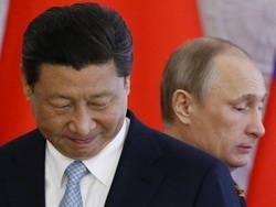 Китайское видение конкуренции России и Запада