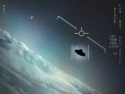 Новое видео НЛО из США
