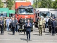 Польша снова направила в Беларусь караван с гуманитарной помощью