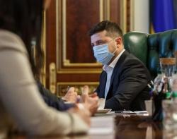 Зеленский рассказал, как хотел заболеть коронавирусом