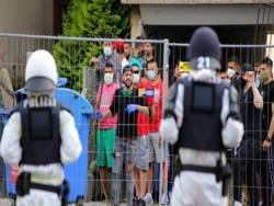 Массовые беспорядки в Геттингене