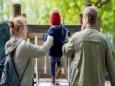 Каждая третья немецкая семья живет от зарплаты до зарплаты