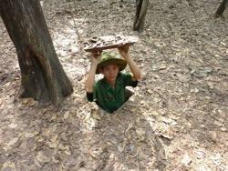Вьетнамская подземная армия