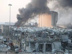 В Бейруте взорвалась селитра с судна бизнесмена из Хабаровска