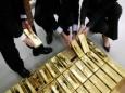 Вывоз золота из России ускорился в 9 раз
