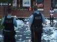 Массовые грабежи в Чикаго, мой район в осаде