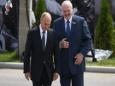 Путин признал президентские выборы в Беларуси состоявшимися