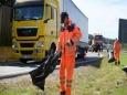 Немецкие автобаны превращаются в свалки мусора