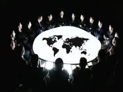 Сколько немцев верит в то, что миром правит тайное правительство