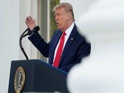 Трамп обвинил Пентагон в стремлении к войнам