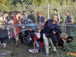Европа не спешит на помощь Греции с мигрантами