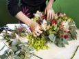 Как правильно составляется букет цветов