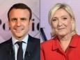 Макрон и Ле Пен совсем рядом в первом туре за 18 месяцев до выборов