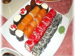 Какие сыры можно использовать в роллах и суши?