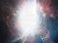 Как могут проходить космические сражения
