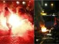 Беспорядки в Риме из-за коронавирусных ограничений
