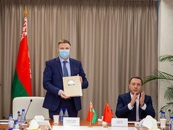 Беларусь и Китай создадут рабочую группу по упрощению торговых процедур