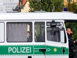 Немецких полицейских проверили на нацизм