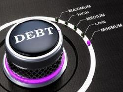 Какие долги у каждого американского гражданина?