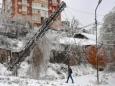 Ледяной дождь во Владивостоке превратился в катастрофу