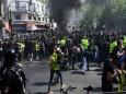 Протесты в Париже переросли в погромы