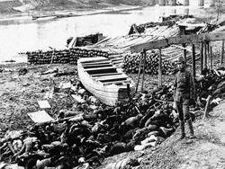 Запад не признает убийство сотен тысяч китайцев