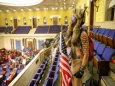 Сторонники Трампа ворвались в здание Конгресса