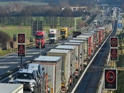 Транспортная промышленность Германии бьет тревогу