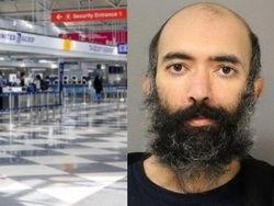 Мужчина в страхе три месяца жил в транзитной зоне аэропорта Чикаго