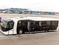 Минский автозавод выиграл тендер на поставку новейшего МАЗ-271 в Омский аэропорт