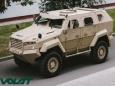 Белорусский бронеавтомобиль представят на выставке в Абу-Даби