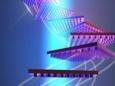 Ученые заставили левитировать с помощью света две небольшие пластины