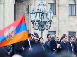 В Армении военные провалили очередной госпереворот