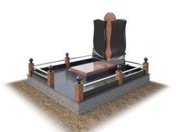 Памятник из гранита устанавливаем самостоятельно