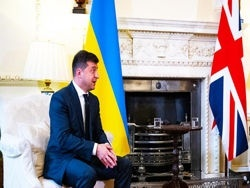 Украина отходит под Британскую империю