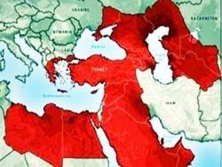 Турция считает своими территории России, Ирана и Центральной Азии