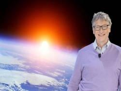 Билл Гейтс планирует распылить в атмосфере земли мел