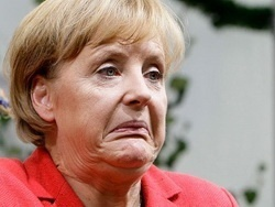Ангела Меркель и немецкие архивы пошли в дело
