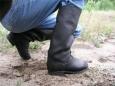 Кирзовые сапоги, это больше, чем обувь