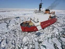 Арктическое соперничество великих сверхдержав