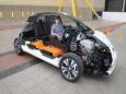 В Китае научились заменять батареи в электромобилях за минуту