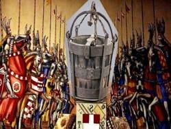 Десять нелепых историй о средневековых войнах