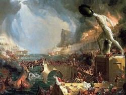 Когда человеческая цивилизация была отброшена на столетия назад