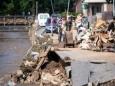 Страховщики Германии оценивают ущерб от наводнения в миллиарды евро
