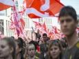 Участники молодёжных проектов Кремля разъезжаются по странам НАТО