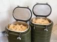 Как и чем кормят белорусских комбайнеров