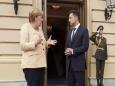 Меркель оставила Зеленского ни с чем