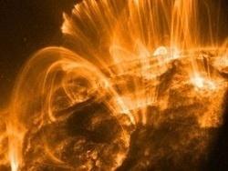 Солнечные вспышки могут спровоцировать глобальный интернет кризис
