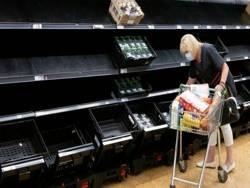 Повальный дефицит всего мешает миру оправиться от коронакризиса