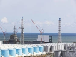 Япония намерена сбрасывать зараженную воду в океан